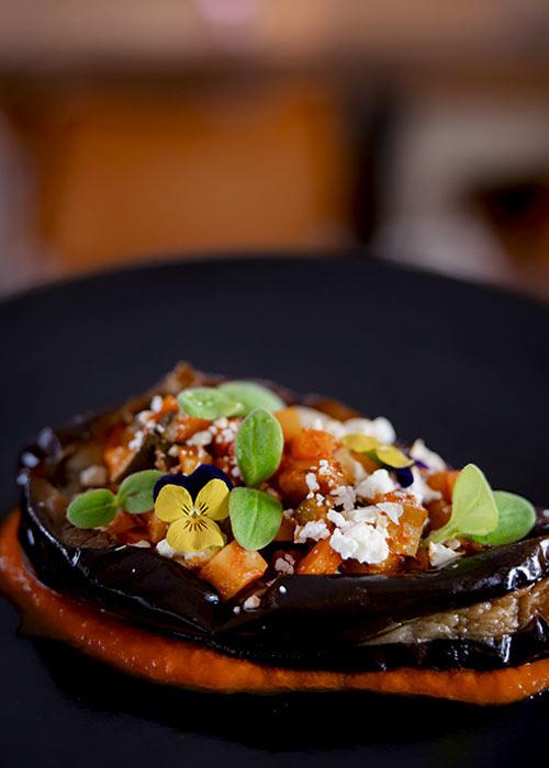 Patlican de Levante (vegetarisch)